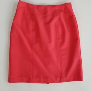 Worthington Coral Pencil Skirt